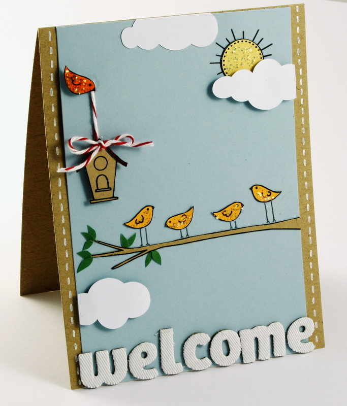 Welcome To The Lily Pad Cards Blog Hop