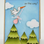 "Card and how-to video: ""On the way"""