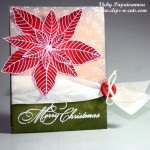 Two Christmas cards and a GIVEAWAY!