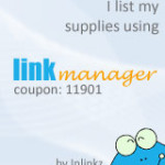 I list my products using Link Manager