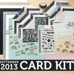 SSS September Card kit – CARD 1