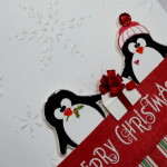 Christmas cards with Penny Black – DAY 3
