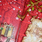 Art Journal: Merry Christmas
