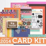 SSS October Card kit – Giveaway Winner