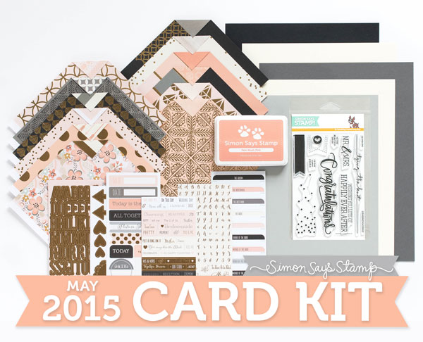 SSS May 2015 Card Kit
