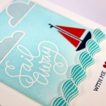 Sail Away card and Giveaway