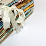 Art Journal flip through and how-to expand the spine