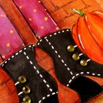 Art journal Halloween