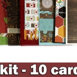 1 kit – 10 cards |Giveaway