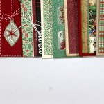 1 kit 10 Cards | Holiday Card kit