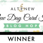Altenew Giveaway winner
