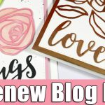 Altenew August 2017 Release Blog Hop Day 1 + Giveaway