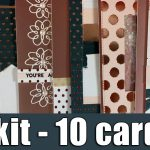 1 kit – 10 cards | SSS October 2017