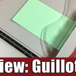 Product review | 8.5 inch comfort guillotine