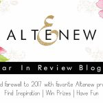 A Year In Review Blog Hop + Giveaway