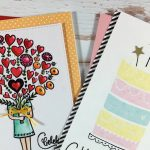 2 birthday cards & 10% Coupon