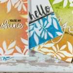 1 stencil – 3 ways | SSS blog hop