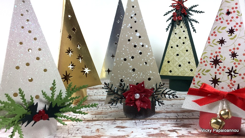 sizzix tree light