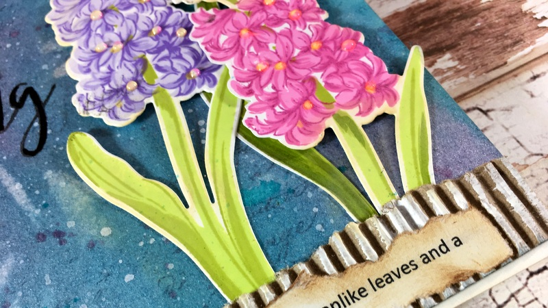 flower art journal