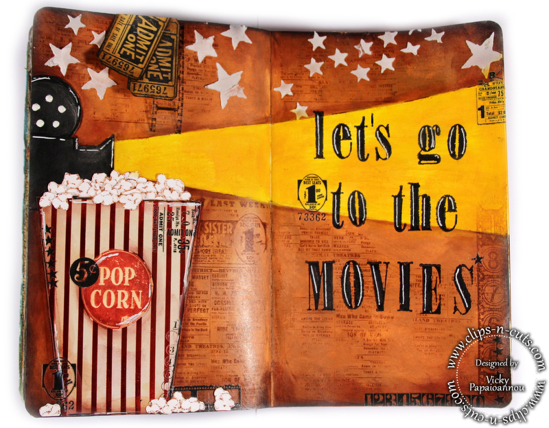 Let's Go to the Cinema! - Enlish for school students
